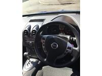 Nissan Qashqai 2007 fully automatic 2.0 engine 5 door excellent condition