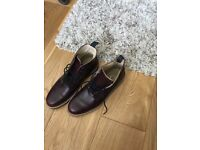 Men's Fred Perry boots