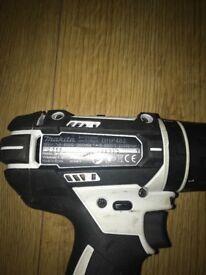 Mikita hammer drill white