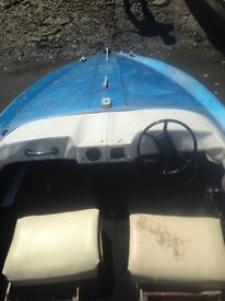 Boat and engine £350 no offera