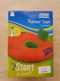 New Baby Trainer Seat. 12-18 months.