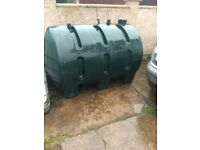 oil tank / diesel bowser