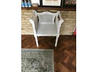 Beautiful hardwood chair - renovated