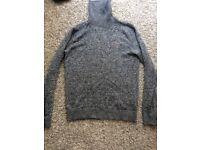 HOLLISTER new mens warm roll neck jumper medium size ! RRP £35