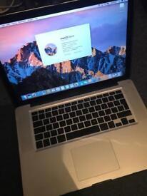 """MacBook Pro 2011 (15.4"""" a1286) i7"""