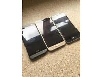 3x Faulty Phones make offer