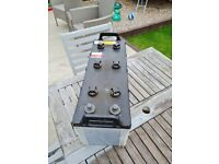 Fishing / battery for outboard engine