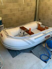 Boat for sale used twice