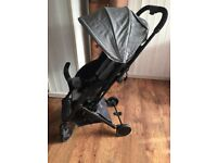 Kinderkraft Pilot, pushchair/stroller, lightweight, folds small