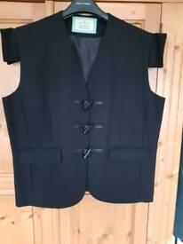 Mens Kilt Jacobean Waistcoat Size XL