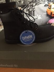 Timber land boots slim style, brandnew with tags