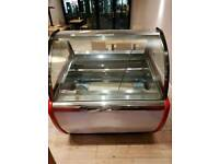 Carpi d gelato ice cream display unit