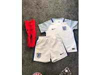 Kids England strip age 5-6 years