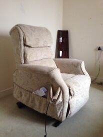 Camelot lift and recline chair