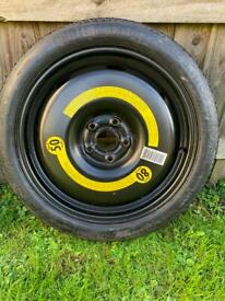 "5x112 18"" VW/VAG space saver wheel"