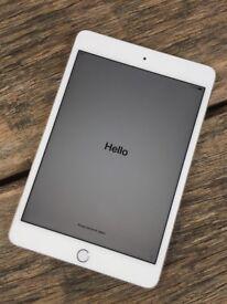 Ipad Mini 4 - Silver 16GB