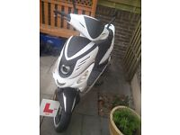 50cc Moped 'WK, Go 50'