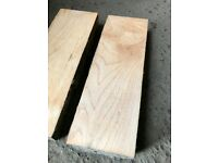 Rustic Maple Parquet Flooring - 400 m2 in stock!