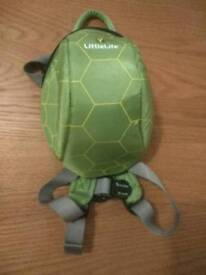 Littlelife bagpack with rein
