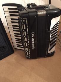 Guerrini 96 bass accordion
