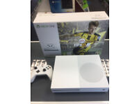 Xbox ONE S- mint condition. YOU CAN SWAP YOUR UNWANTED STUFF FOR THIS