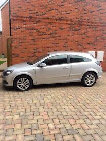 Vauxhall Astra 1.6 SXI Petrol Silver