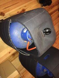 UHEAT portable gas heater X 1