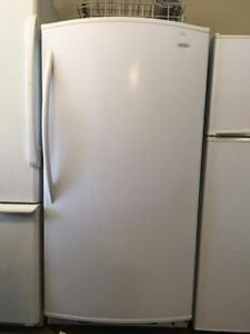 UPRIGHT FROST FREE FREEZER Delivery available w/warranty