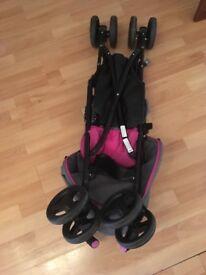 Joie nitro stroller pink