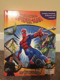 Spiderman Busy Book