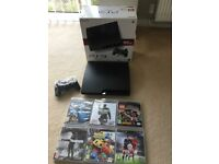 PlayStation 3 & 6 games Excellent condition