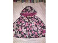 Baby Girl Coat from Monsoon