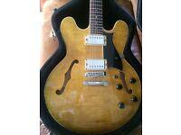 Heritage 535 (Gibson 335) 2002