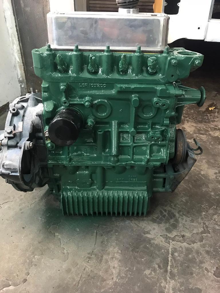 Rover Mini Mpi 1340cc Rebuilt Engine Inc Loom Ecu In Redruth