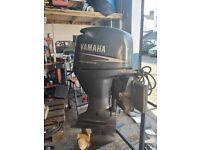Yamaha 50hp 4 stroke outboard Motor
