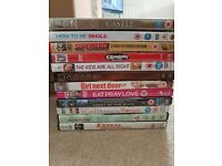 Different dvds for sale