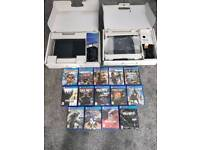 X2 PlayStation 4s