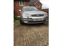 Ford Mondeo 2.0 diesel.mot 13-08-17,2previous keepers full history black horse