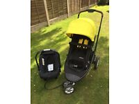 Mothercare Xpedior Travel System Used Once