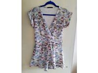Butterfly Playsuit Romper Size 10