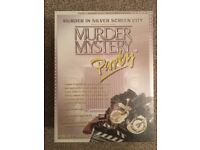 Murder Mystery Party - Murder In Silver Screen City - New & Sealed 10 Players