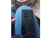 HTC DESIRE 626 black excellent condition