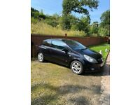 2008 vauxhall corsa 1.4 Sxi 3 door hatchback black alloys fully colour coded model low miles