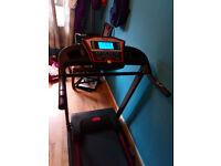 Folding Electric Motorised Treadmill