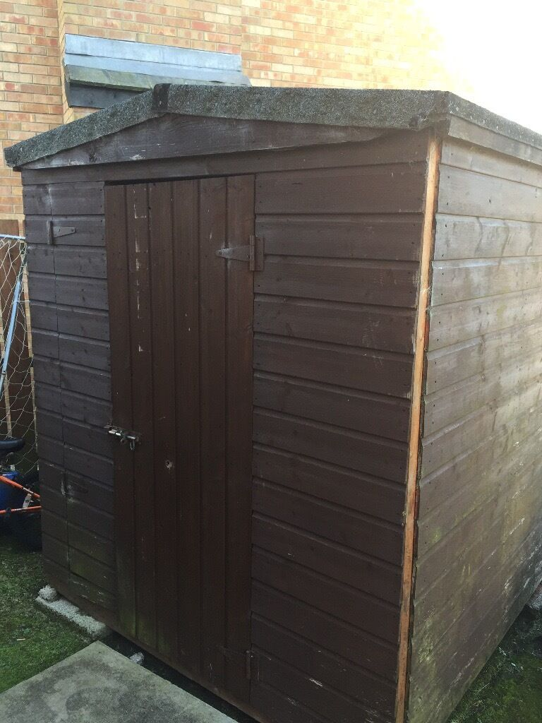 garden shed 10ft x 6ft must go this week