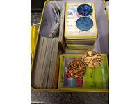 Pokemon card's