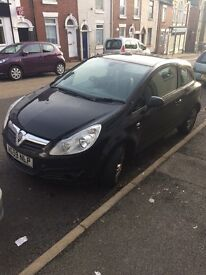 VAUXHALL CORSA 1.2 LOW MILLEGE