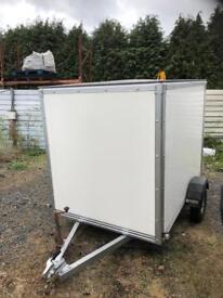 Box trailer 7ft 4.5 ft