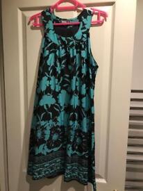 Size medium Apricot dress