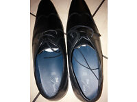 new leather shoes from next. size 12UK